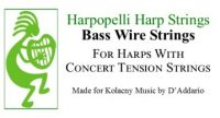 Harpopellistrings